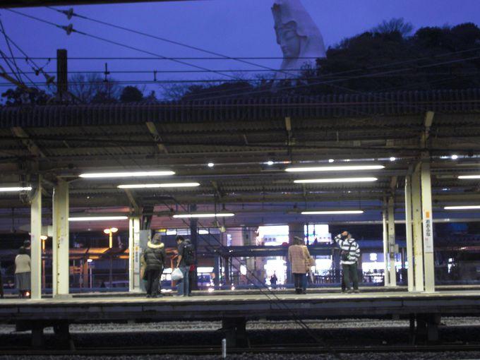 大船駅。『舞姫』川端康成。