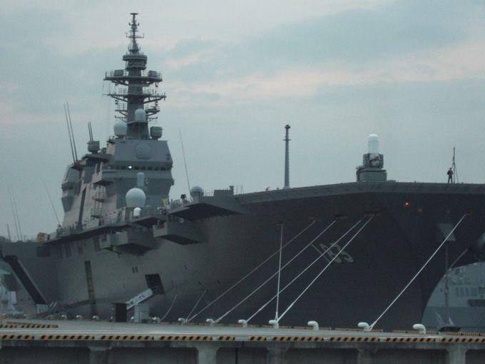 軍港としての横須賀。世界でも有数の軍港へと発展