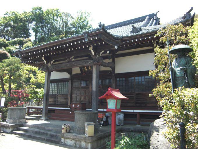山号の由来は裏山の聖天の祠にあり。玉泉寺