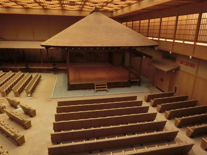 「日本のオペラ」たる所以!数々の舞台装置に歴史有り