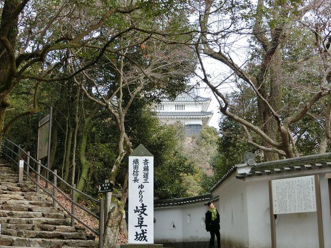 信長も歩いた道。戦国時代の面影を今に残す旧登山道の見処!
