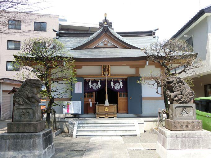 美しくなりたいなら行くしかない!全焼の惨禍を乗り越えた「穏田神社」
