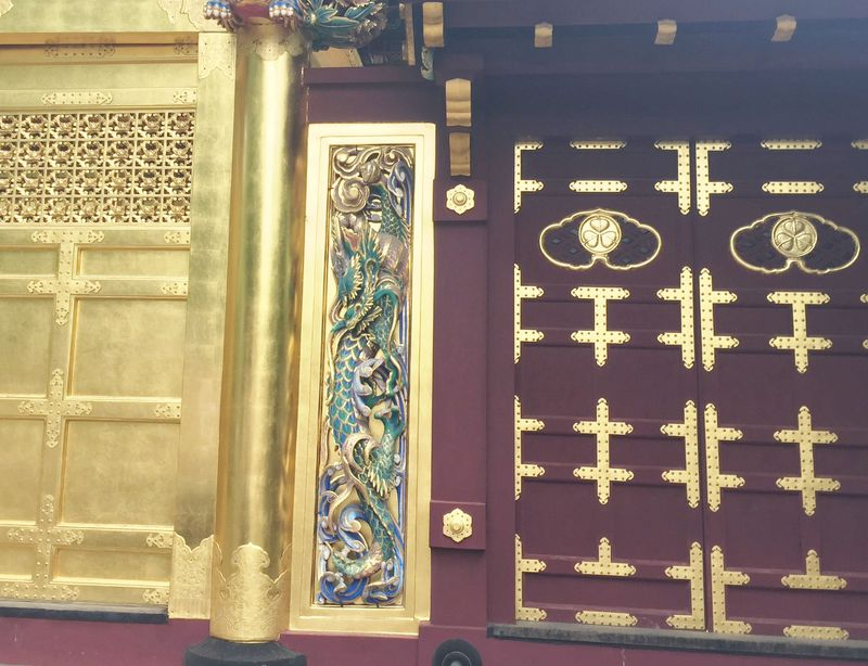 伝説の名匠が残した彫刻も!江戸の文化を受け継ぐ「上野東照宮」