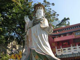 すべての願いを叶えてくれる「天后廟」香港屈指のリゾート地・浅水湾も必訪