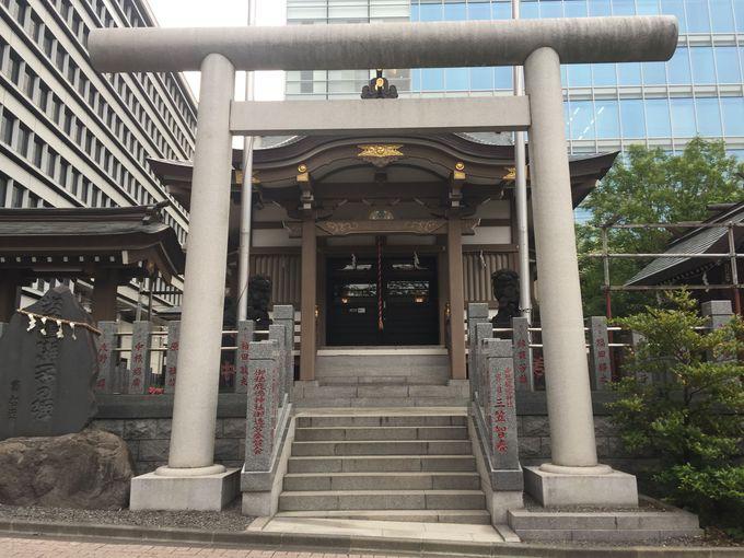 「日本三忠臣」が祀られる御穂鹿嶋神社!創建はなんと2006年!?