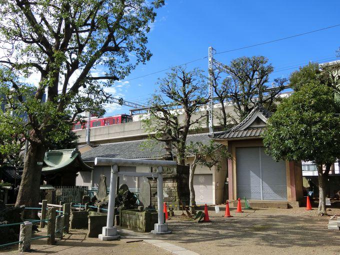 同名の神社が鎮座!信仰形式のモデルは世界遺産の「厳島」