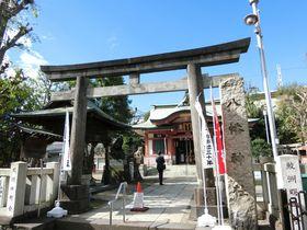 漁師町の鎮守だった東京「鮫洲八幡神社」!眼下に広がっていた大海原の記憶