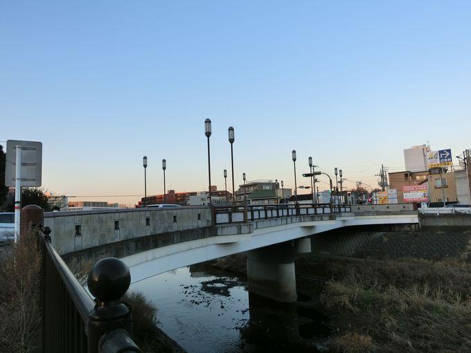 浮世絵に描かれた風景を探訪!戸塚宿の玄関口「吉田大橋」