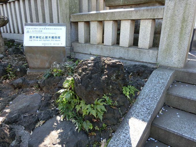 富士山を拝むため?大崎地区の高台に遷座した意外な理由