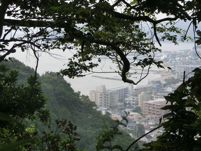 無理せず小まめに休憩。モチベーションを上げる葉山の街並み