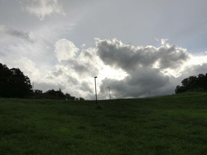 空へと続く絶景歩道!昼も夜も訪れたい公園の魅力とは?
