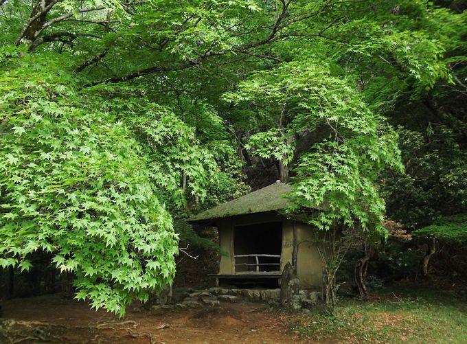 吉野の最奥にある西行法師の庵跡に行ってみよう!