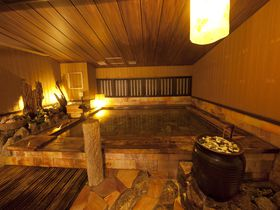 八幡の湯・ドーミーイン心斎橋で人工温泉の純和風大浴場に癒されよう!