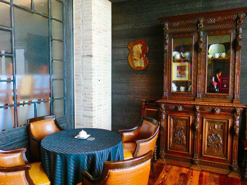 「ホテルモントレグラスミア大阪」のレストランで英国へ旅行気分♪