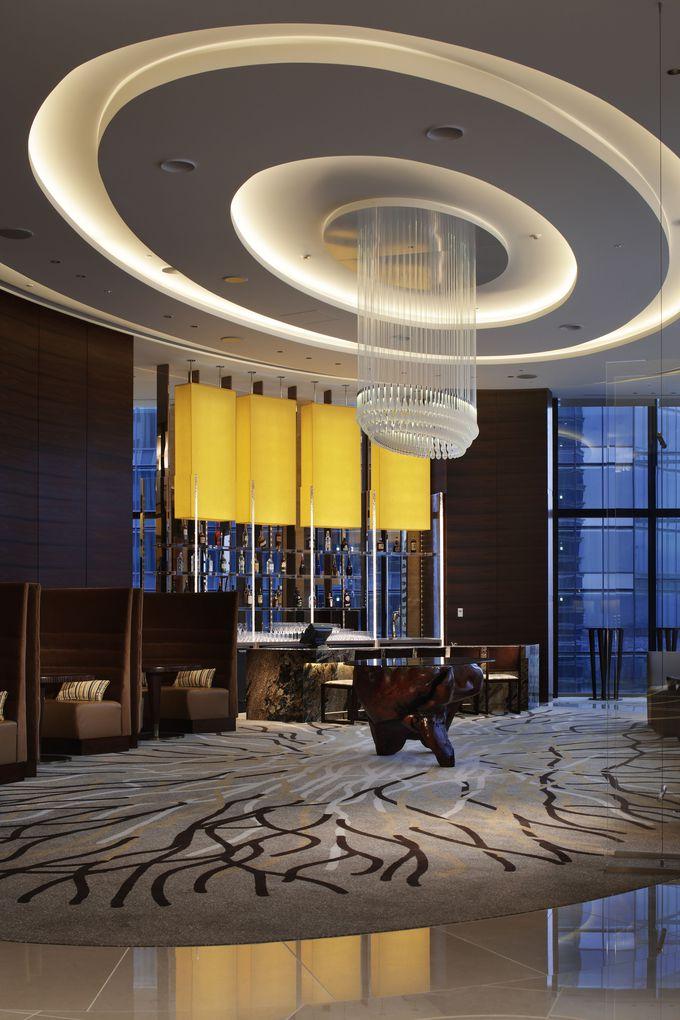 現代的なデザインと居心地の良さを兼ねそろえた空間