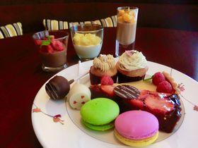 大阪駅すぐ!インターコンチネンタルホテル大阪で上質なチョコレートブッフェを
