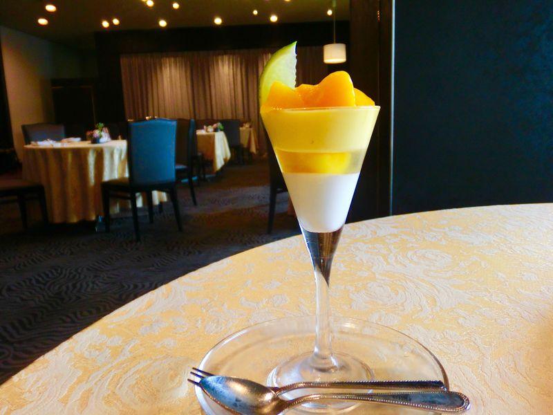 大阪・ホテル阪神の中国料理「香虎」で夏限定の爽やかなランチを