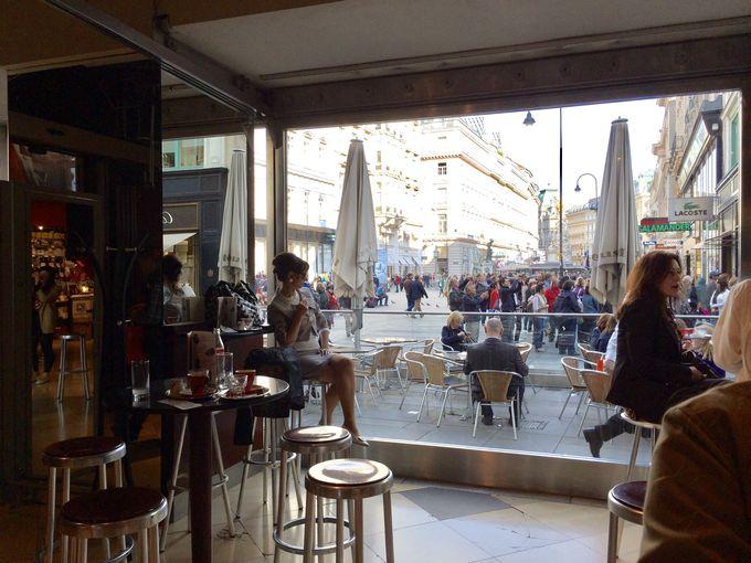 ウィーンに根付く「カフェ文化」