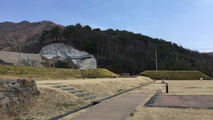 武田神社の裏手側(北側)も多数の館があった?