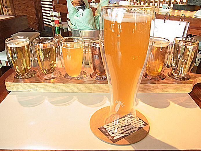 さて、そのビールの味わいは?