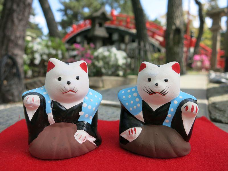 招福猫を授かりたい!大阪「住吉大社」初辰まいりはご利益いっぱい