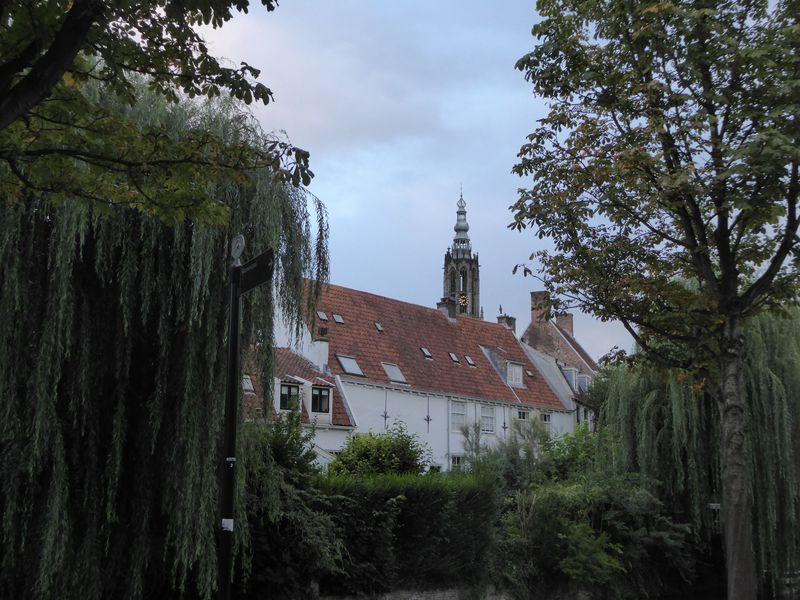 オランダ・中世の香り漂う穴場の街「アメルフォールスト」