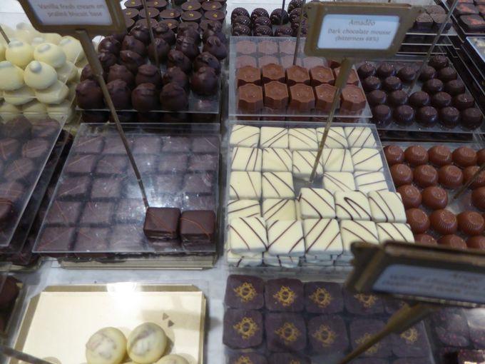 本格チョコレートにメロメロ!