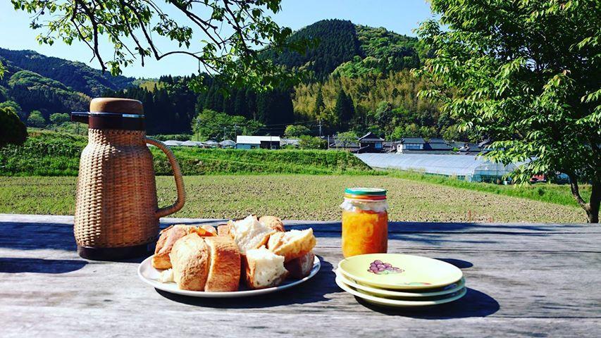 田舎の景観を独占!熊本のホステル「The スナフキンズ」