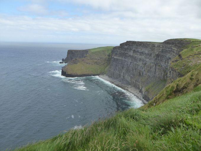 自然の偉大さを感じるなら西の「モハーの断崖」へ