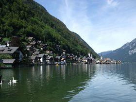 オーストリアの宝石箱!風光明媚なハルシュタット湖へ行こう