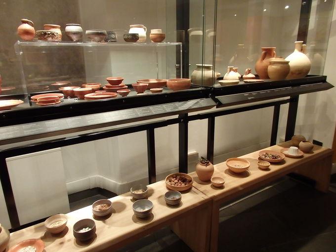 考古学博物館と地下回廊