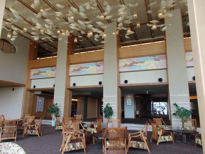 海の絶景を目の前に全室オーシャンビューのホテルニューアワジ