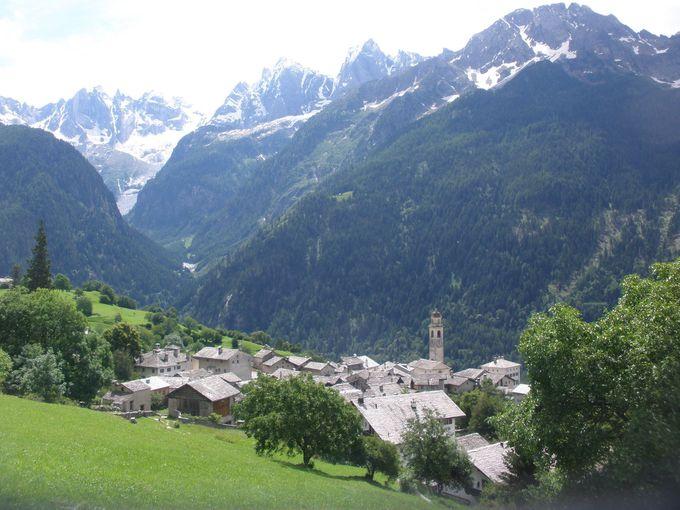 スイス最奥の村は、「天国への入り口」!