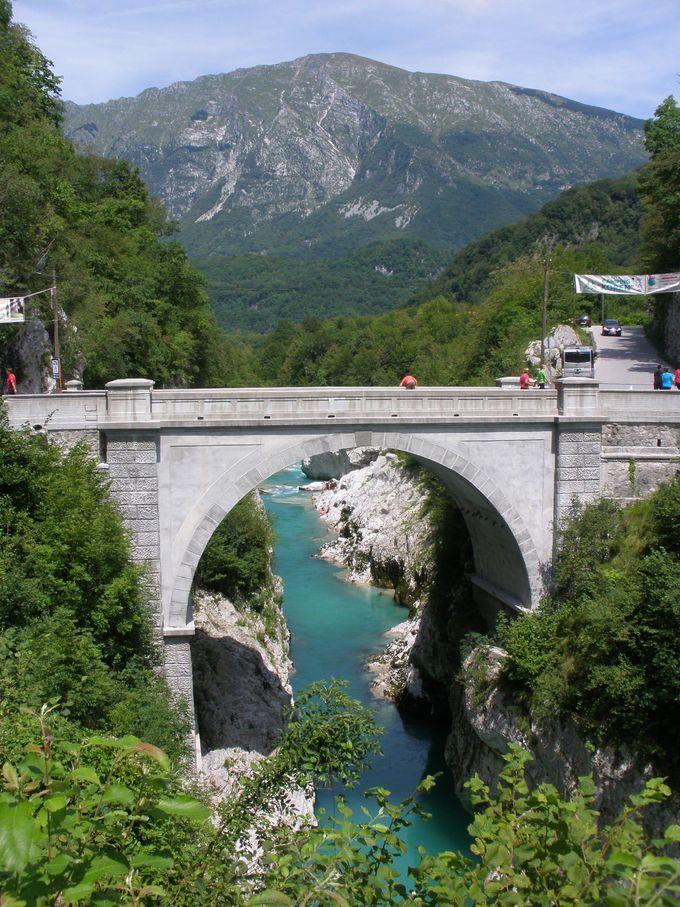 ナポレオン軍がイタリア遠征で通った橋、ナポレオン橋