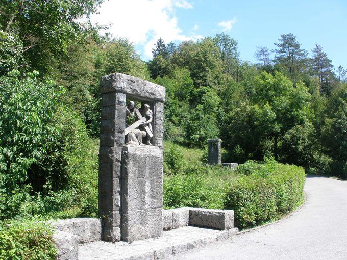 歴史と自然美を同時に楽しめる「コバリド歴史の道」