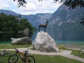 スロベニアのボーヒン湖!雄大なトリグラフ国立公園の大自然