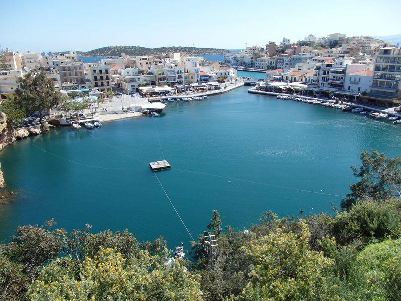 ギリシア文明発祥の地クレタ島!最高の透明度を誇るエーゲ海の絶景