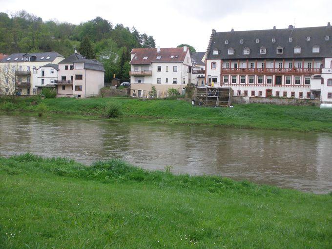 ルクセンブルグの小スイス・エヒテルナッハ