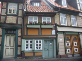 重厚な木組みと可愛いお家がコラボ!独ヴェルニゲローデは魅惑的な町
