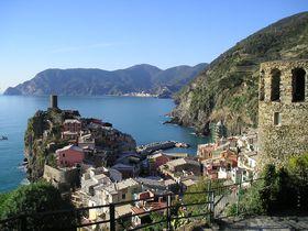 イタリア世界遺産・海辺の5つの村「チンクエ・テッレ」をハイキング