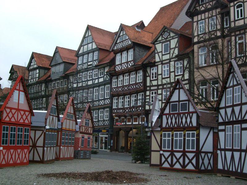 ヨーロッパ指折りの木組みの町・ドイツ「ハン・ミュンデン」は、鉄ひげ博士の活躍した町