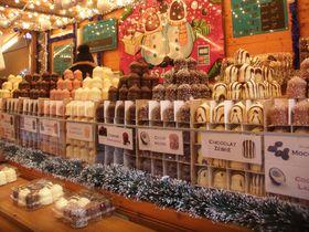 仏・世界遺産の街ストラスブール、甘い香りで包まれるクリスマスマーケットを楽しもう!