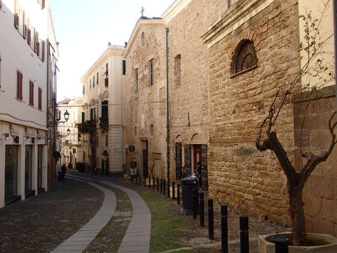 情緒たっぷり!落ち着いた雰囲気を堪能できる旧市街