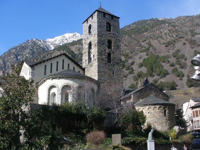 ヨーロッパで最高地点の首都を持つ小国・アンドラ公国