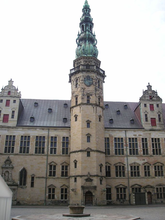 デンマーク・ルネッサンス様式のお城