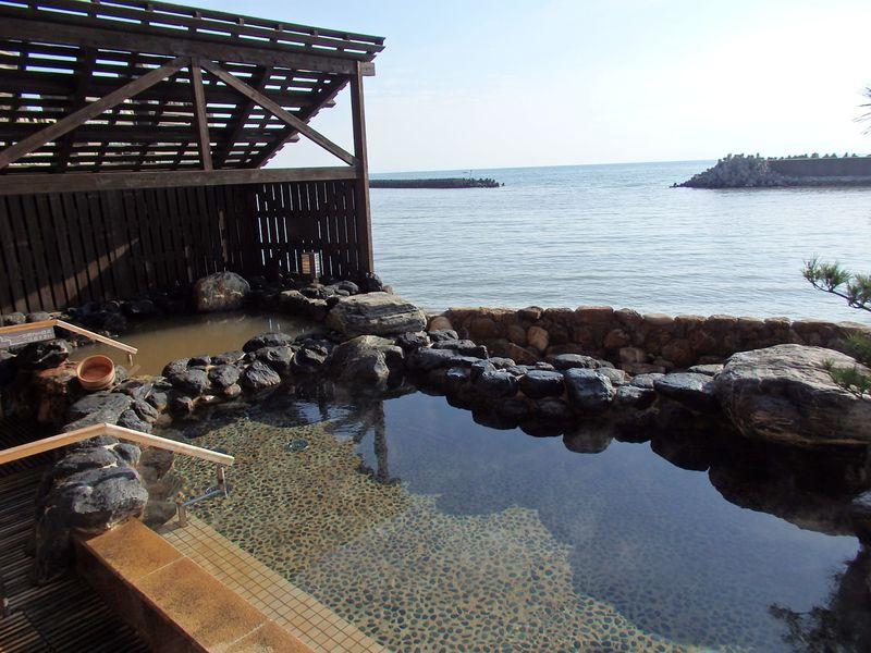 淡路島で多彩な露天風呂めぐり!ホテルニューアワジ別亭「淡路夢泉景」