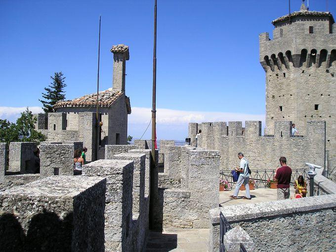 チェスタ塔の上で浸るロマンの世界