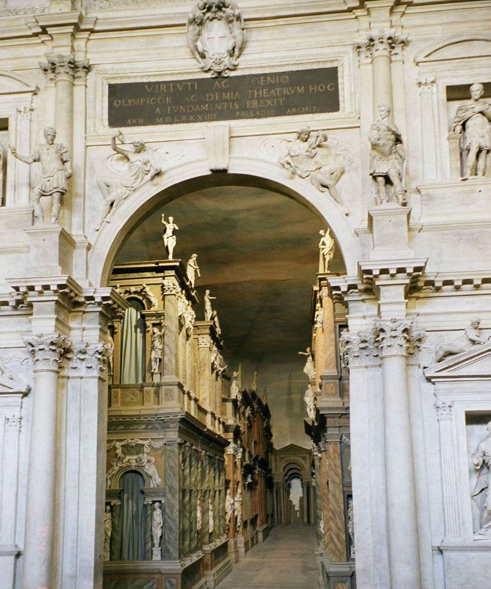 """天才建築家の宮殿の宝庫!伊・ヴィチェンツァは""""パッラーディオの町"""""""