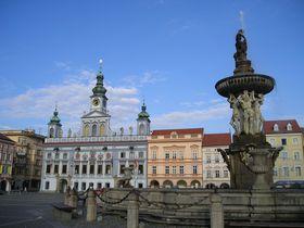 チェコ・南ボヘミアの古都は童話の世界!チェスケー・ブディェヨヴィツェは欧州最大の広場をもつ町