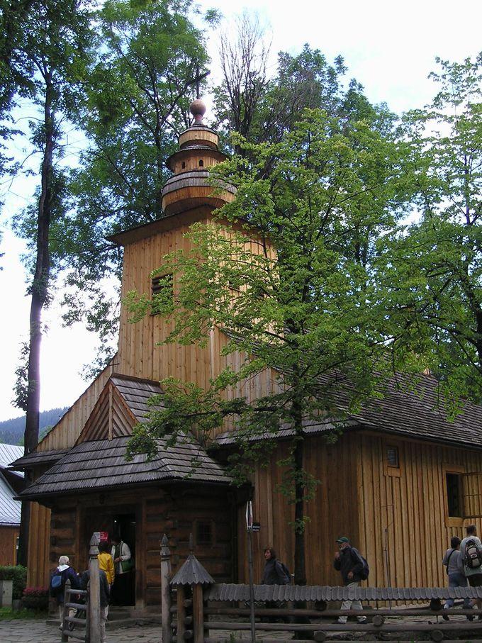 旧木造教会